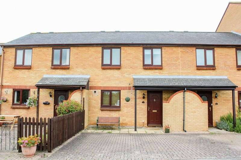 3 Bedrooms Terraced House for sale in Bridge Street, New Bradwell, Milton Keynes