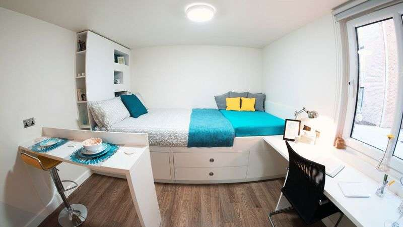 1 Bedroom Property for rent in Studio Apartment within The Glassworks, Newcastle Upon Tyne