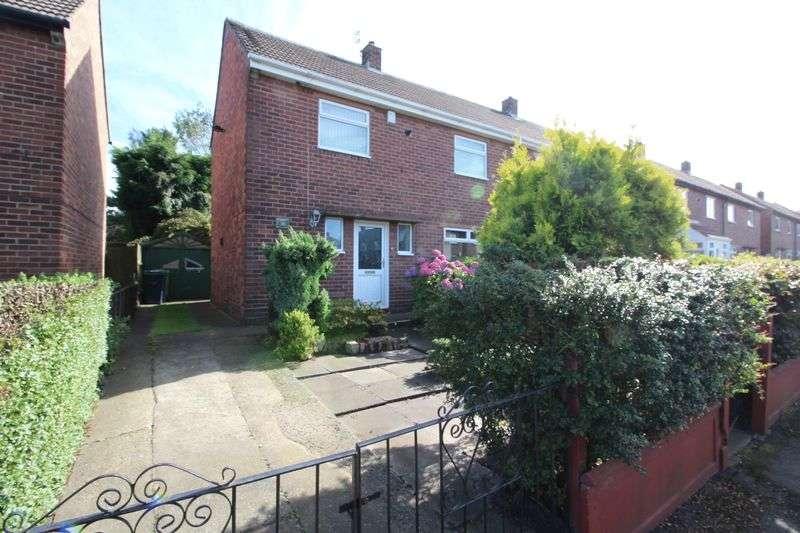 2 Bedrooms Semi Detached House for sale in Surrey Road, Hebburn