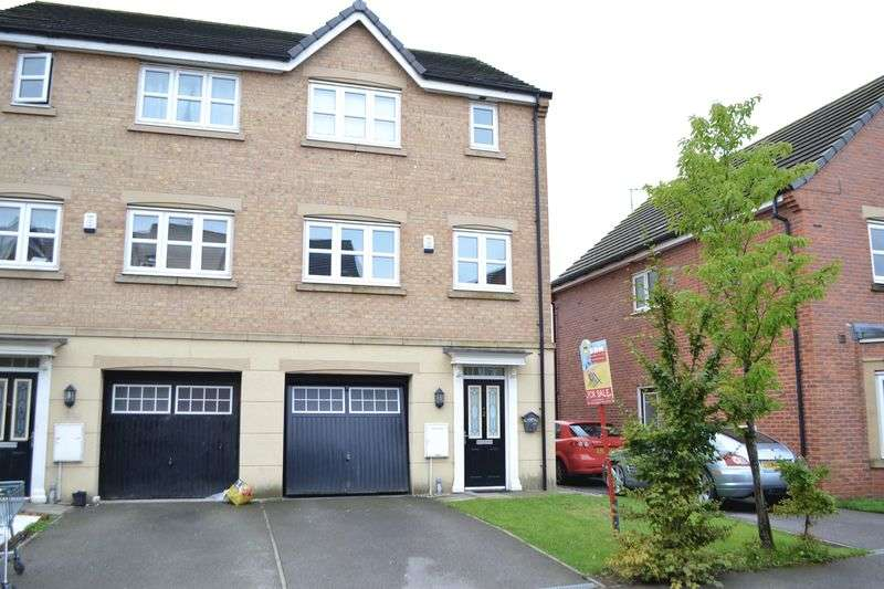 4 Bedrooms Mews House for sale in Pilgrim Approach, Gainsborough