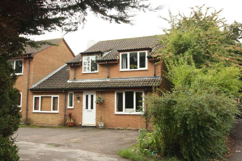 4 Bedrooms Link Detached House for sale in Eriswell Close, Lower Earley