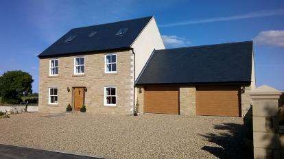 6 Bedrooms Detached House for sale in Prospect Farm, The Avenue, Medburn, Northumberland, NE20