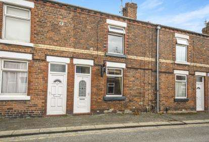 2 Bedrooms Terraced House for sale in Leonard Street, Runcorn, Cheshire, Weston Point, WA7