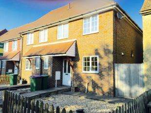 End Of Terrace House for sale in The Chestnuts, Main Road, Sellindge, Ashford