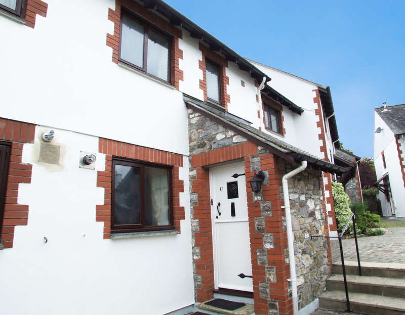 3 Bedrooms Cottage House for sale in Kingcome Court, Buckfastleigh
