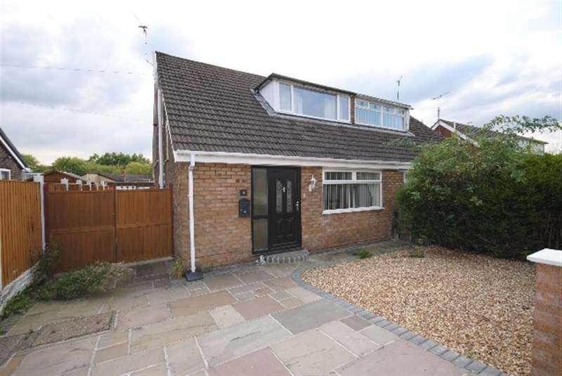 3 Bedrooms Semi Detached House for sale in Sandown Road, Wigan, WN6