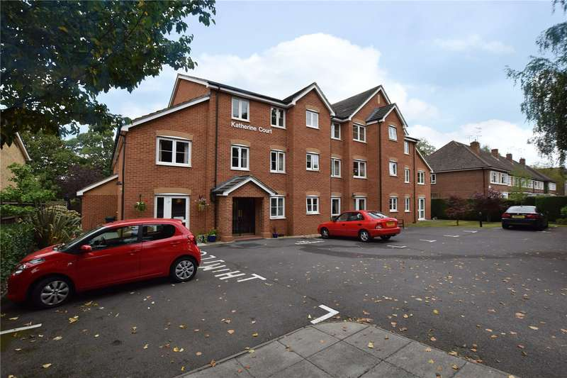 1 Bedroom Apartment Flat for sale in Katherine Court, 34 Upper Gordon Road, Camberley, Surrey, GU15