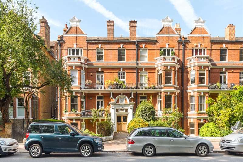 4 Bedrooms Flat for sale in Albert Mansions, Albert Bridge Road, London, SW11