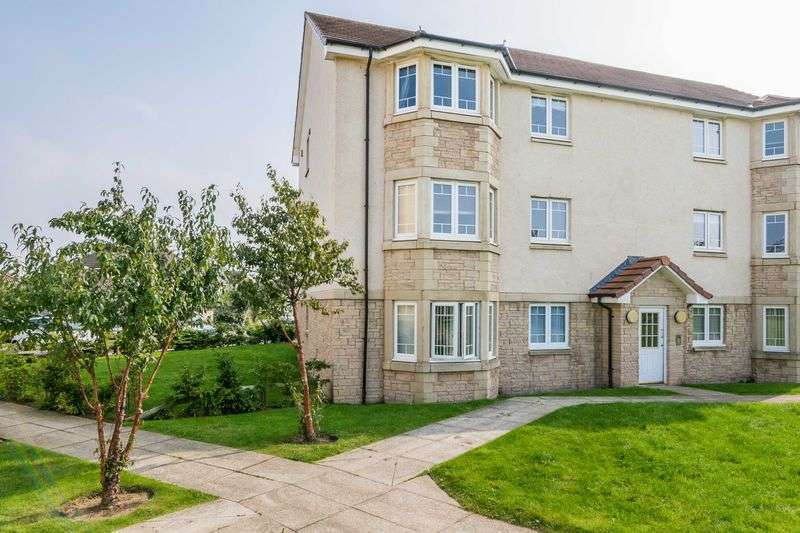 2 Bedrooms Flat for sale in 59 Toll House Gardens, Tranent, East Lothian, EH33 2QQ