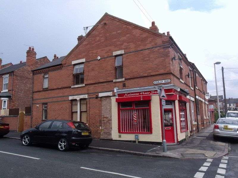 1 Bedroom Property for sale in Laurie Avenue, Nottingham