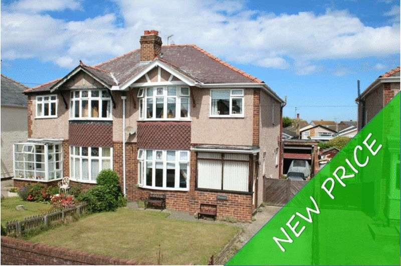 3 Bedrooms Semi Detached House for sale in Dyserth Road, Rhuddlan