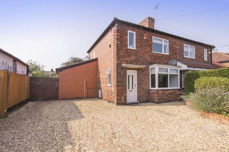3 Bedrooms Semi Detached House for sale in LODGE WAY, MICKLEOVER