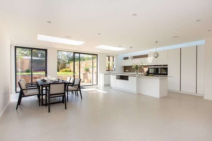 6 Bedrooms Detached House for sale in Park Road, Chiswick