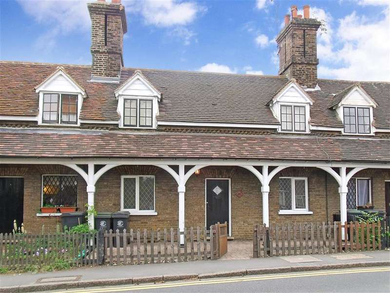 2 Bedrooms Terraced House for sale in Hainault Road, Chigwell, Essex