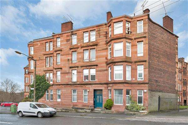 1 Bedroom Apartment Flat for sale in 2/1, 120 Shakespeare Street, North Kelvinside, Glasgow, G20 8LF