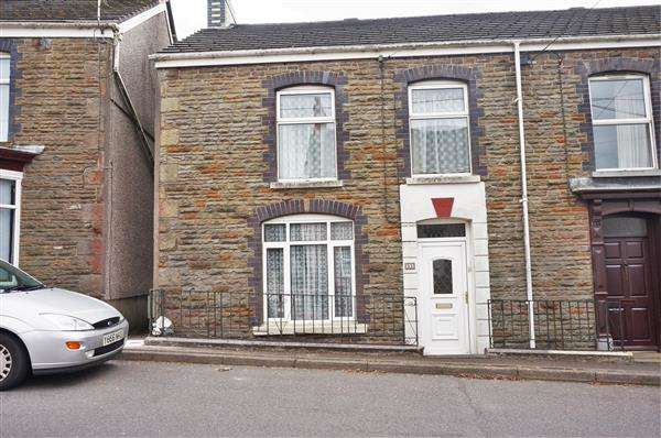 3 Bedrooms Semi Detached House for sale in Cwmgarw Road, BRYNAMMAN, Ammanford