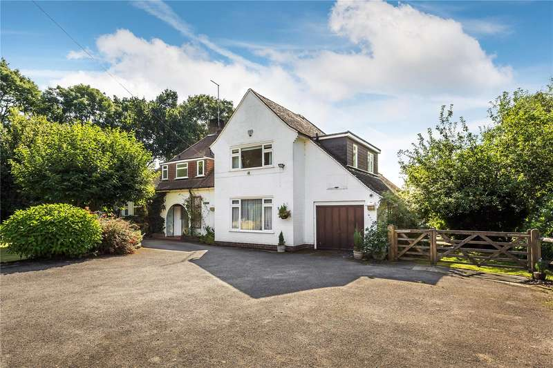 5 Bedrooms Detached House for sale in Netherne Lane, Merstham, Redhill, Surrey, RH1