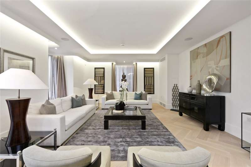 3 Bedrooms Flat for sale in St Edmunds Terrace, London, NW8