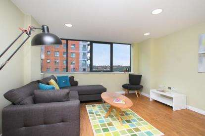 2 Bedrooms Flat for sale in Holman House, 125 Queen Street, Sheffield