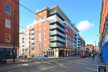 3 Bedrooms Flat for sale in Royal Plaza, 2 Westfield Terrace, Sheffield, South Yorkshire