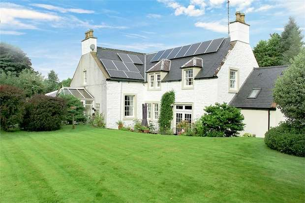 5 Bedrooms Detached House for sale in Tongland, Kirkcudbright, Dumfries and Galloway