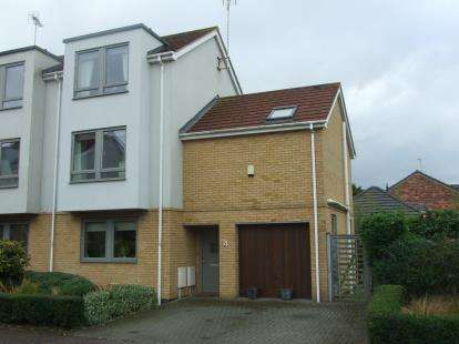 3 Bedrooms Semi Detached House for sale in Oakfield, Radcliffe-On-Trent, Nottingham, Nottinghamshire