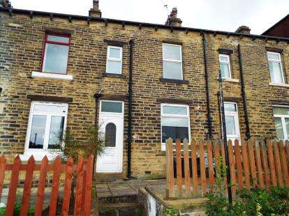 3 Bedrooms Terraced House for sale in Carlton House Terrace, Halifax, West Yorkshire