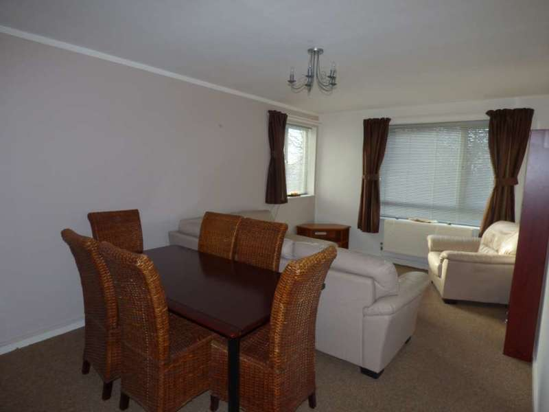2 Bedrooms Flat for sale in Richmond Court, Luton