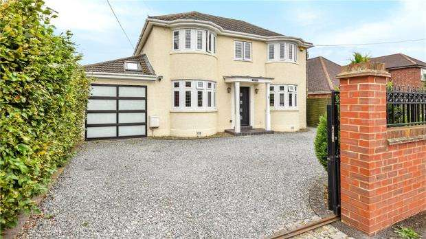 4 Bedrooms Detached House for sale in Meadow Way, Dorney Reach, Maidenhead
