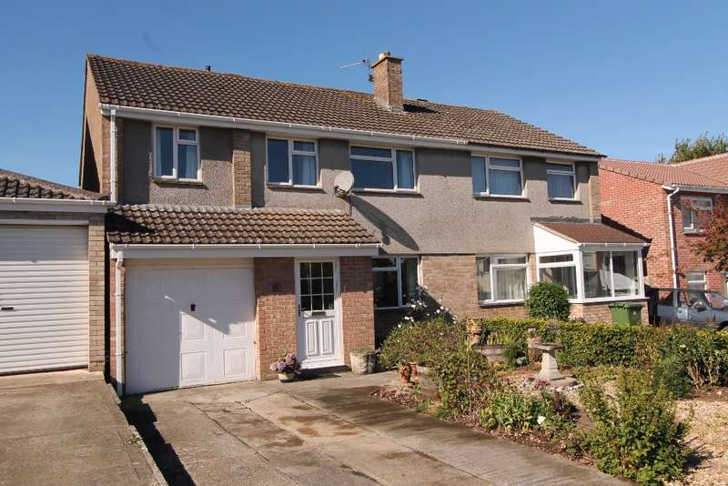 3 Bedrooms Semi Detached House for sale in Westview, Paulton, Bristol