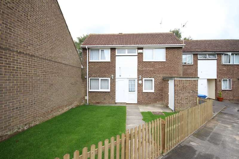 3 Bedrooms End Of Terrace House for sale in Viking, Bracknell
