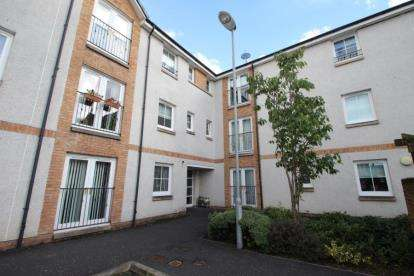 2 Bedrooms Flat for sale in Cadder Court, Gartcosh, Glasgow, North Lanarkshire