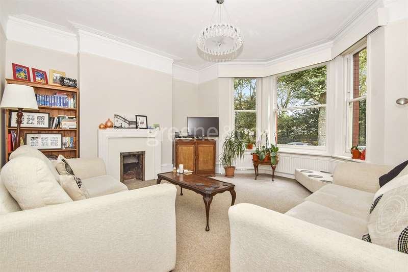 3 Bedrooms Flat for sale in Morshead Mansions, Morshead Road, Maida Vale, London, W9