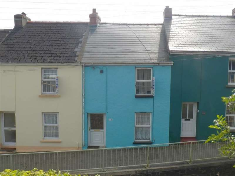 2 Bedrooms Property for sale in City Road, Haverfordwest