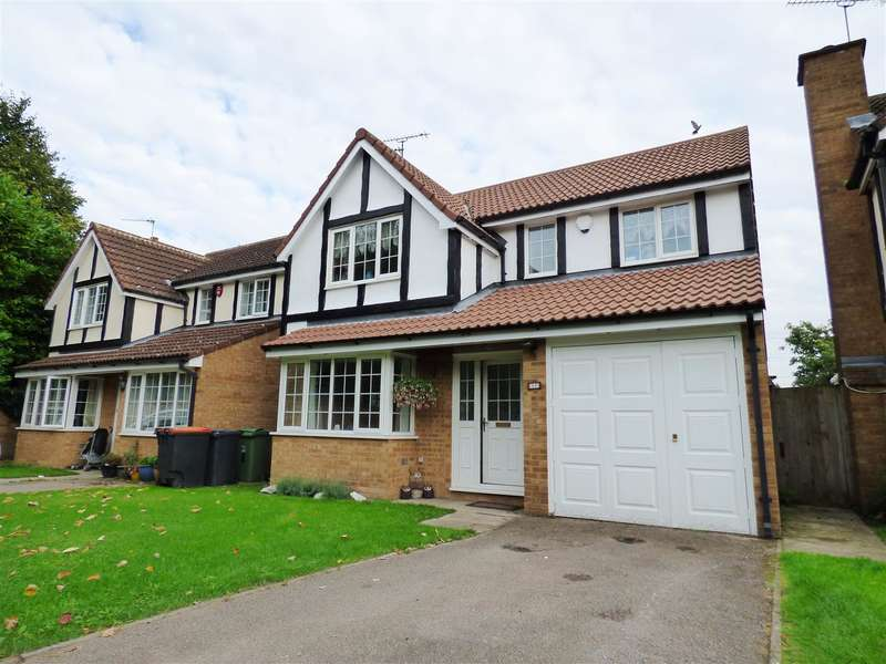 4 Bedrooms House for sale in Tennyson Avenue, Houghton Regis, Dunstable