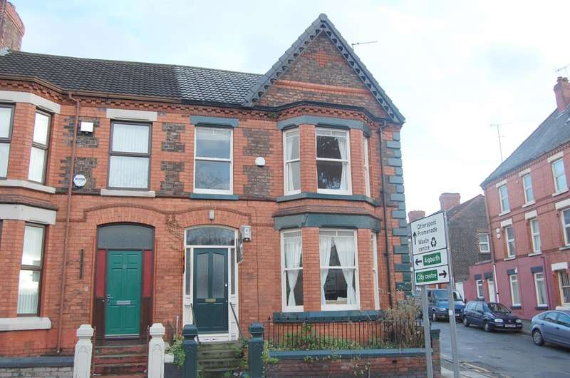 3 Bedrooms Terraced House for sale in Ashfield Road, Aigburth, Liverpool, L17
