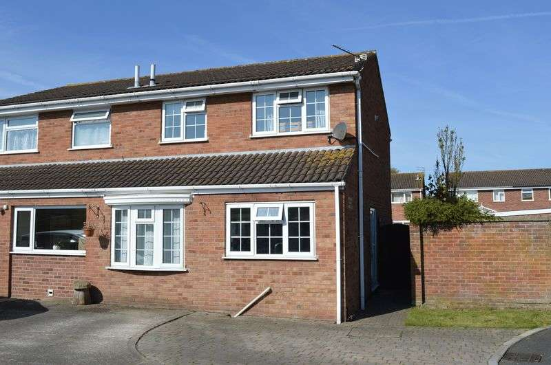 3 Bedrooms Semi Detached House for sale in Butterfield Park,Clevedon