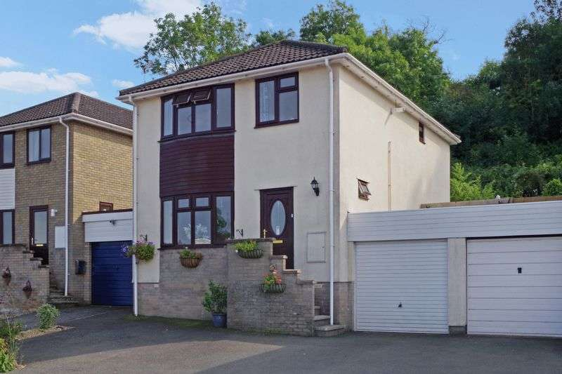4 Bedrooms Detached House for sale in Beechmount Close, Weston-Super-Mare