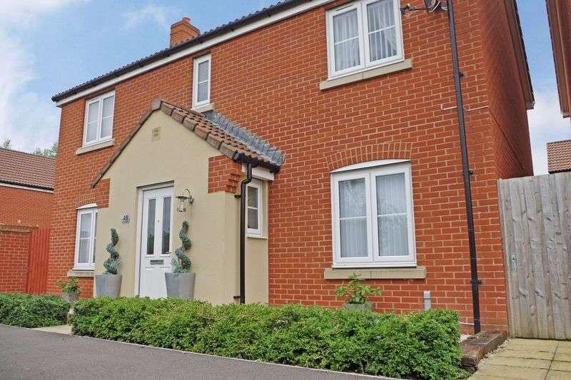 4 Bedrooms Detached House for sale in De Salis Park, Weston-Super-Mare