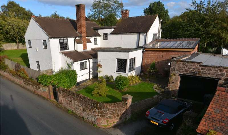 3 Bedrooms Unique Property for sale in The Village, Burton, Neston