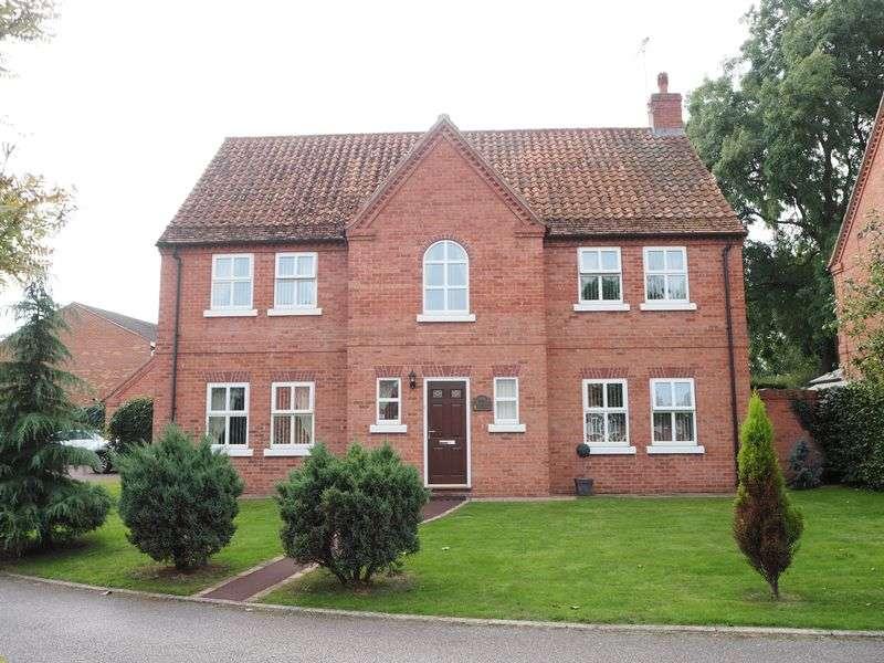 4 Bedrooms Detached House for sale in Beulah House, Hall Farm, Coddington