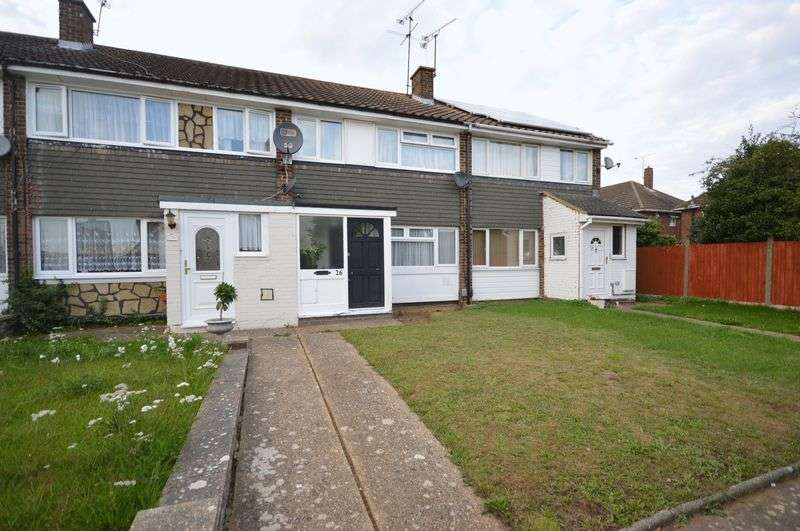 3 Bedrooms Terraced House for sale in Boxted Close.