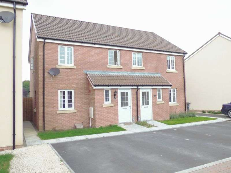 3 Bedrooms Semi Detached House for sale in Swannington Drive Kingsway, Gloucester