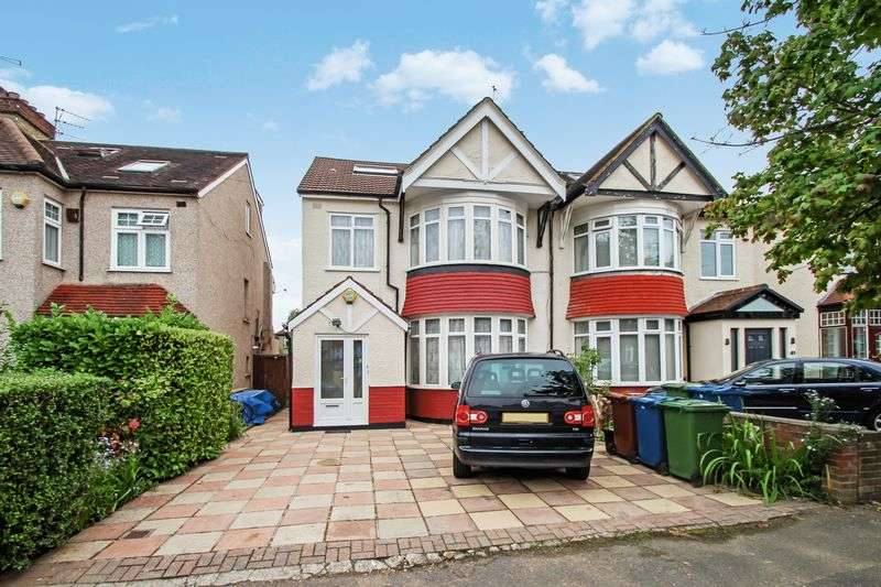 5 Bedrooms Semi Detached House for sale in Westmorland Road, North Harrow