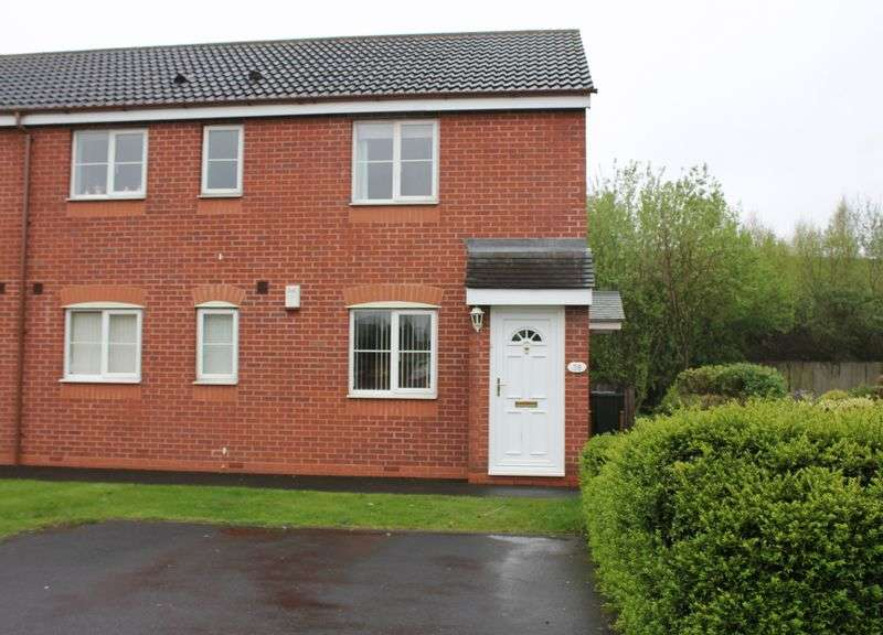 2 Bedrooms Flat for sale in Eagle Lane, Tipton