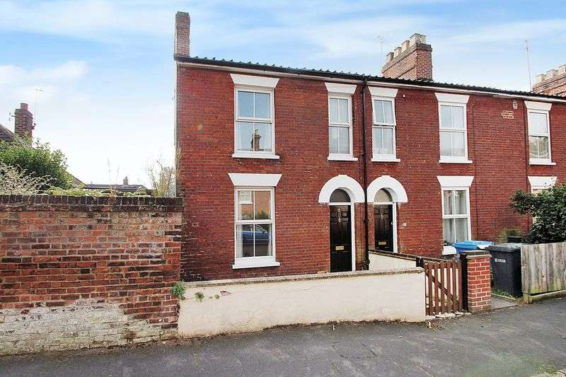 3 Bedrooms Terraced House for sale in Hanover Road, Norwich