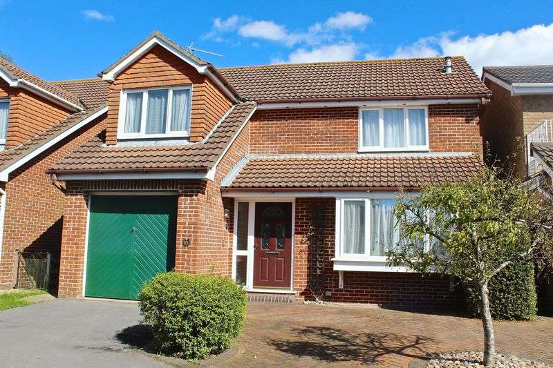 Detached House for sale in Chaldon Road, Poole, BH17.