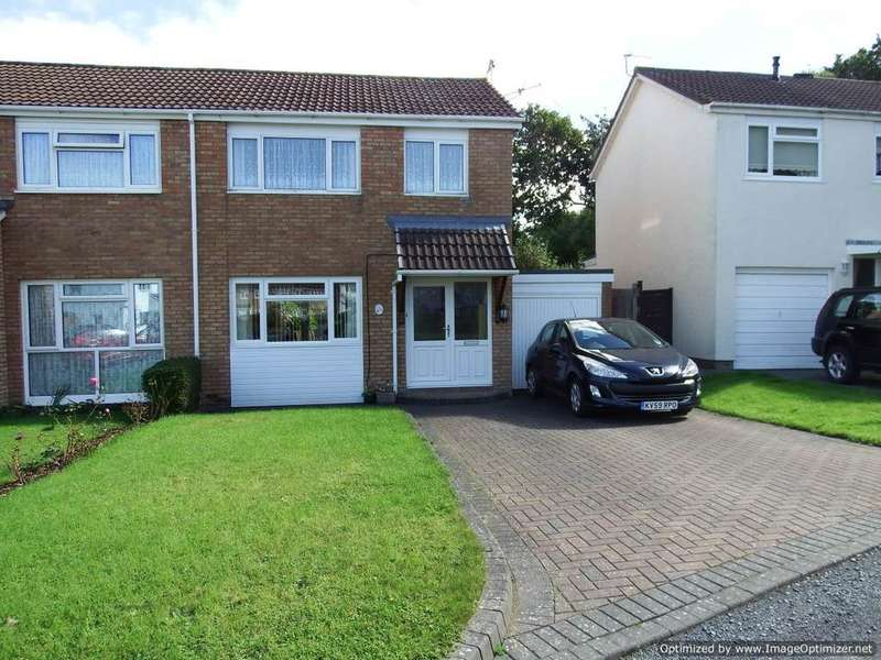3 Bedrooms Semi Detached House for sale in Heal Park Crescent, Fremington