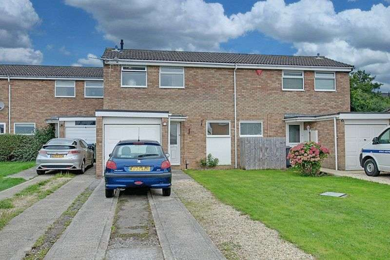 2 Bedrooms Terraced House for sale in Silver Birch Grove, Trowbridge