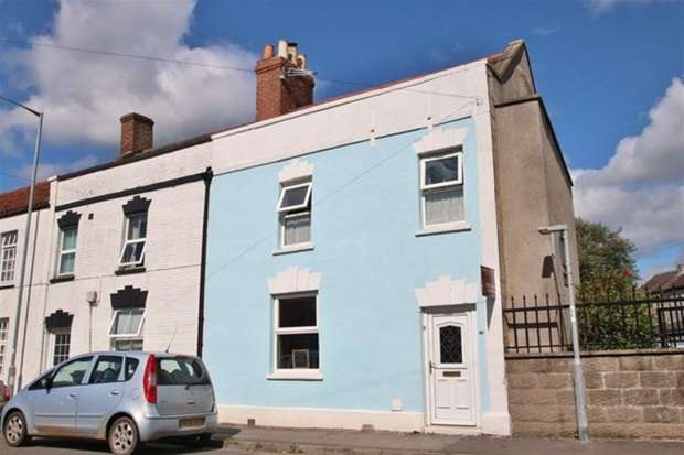 2 Bedrooms Terraced House for sale in Benedict Street
